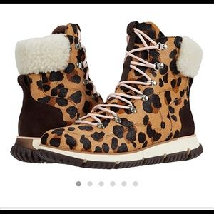 Cole Haan 4ZG Leather Hiker